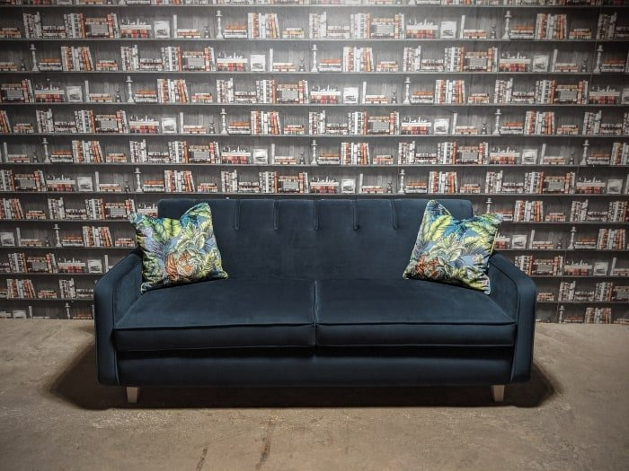Front view picture of the Tahoe Sofa