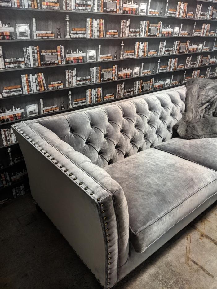 Caspian Sofa Side-View