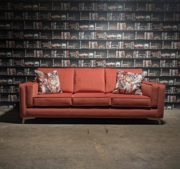 Ontario Sofa Front View