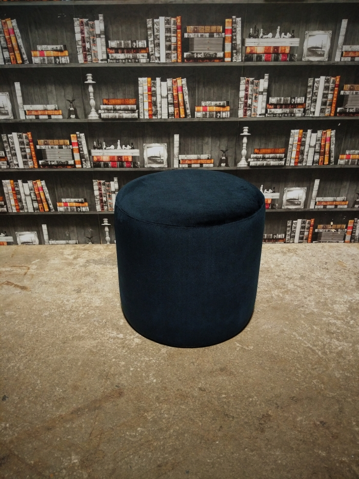 Picture of top view of harris footstool