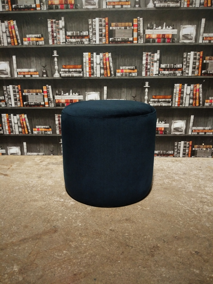 Picture of front view of Harris Footstool