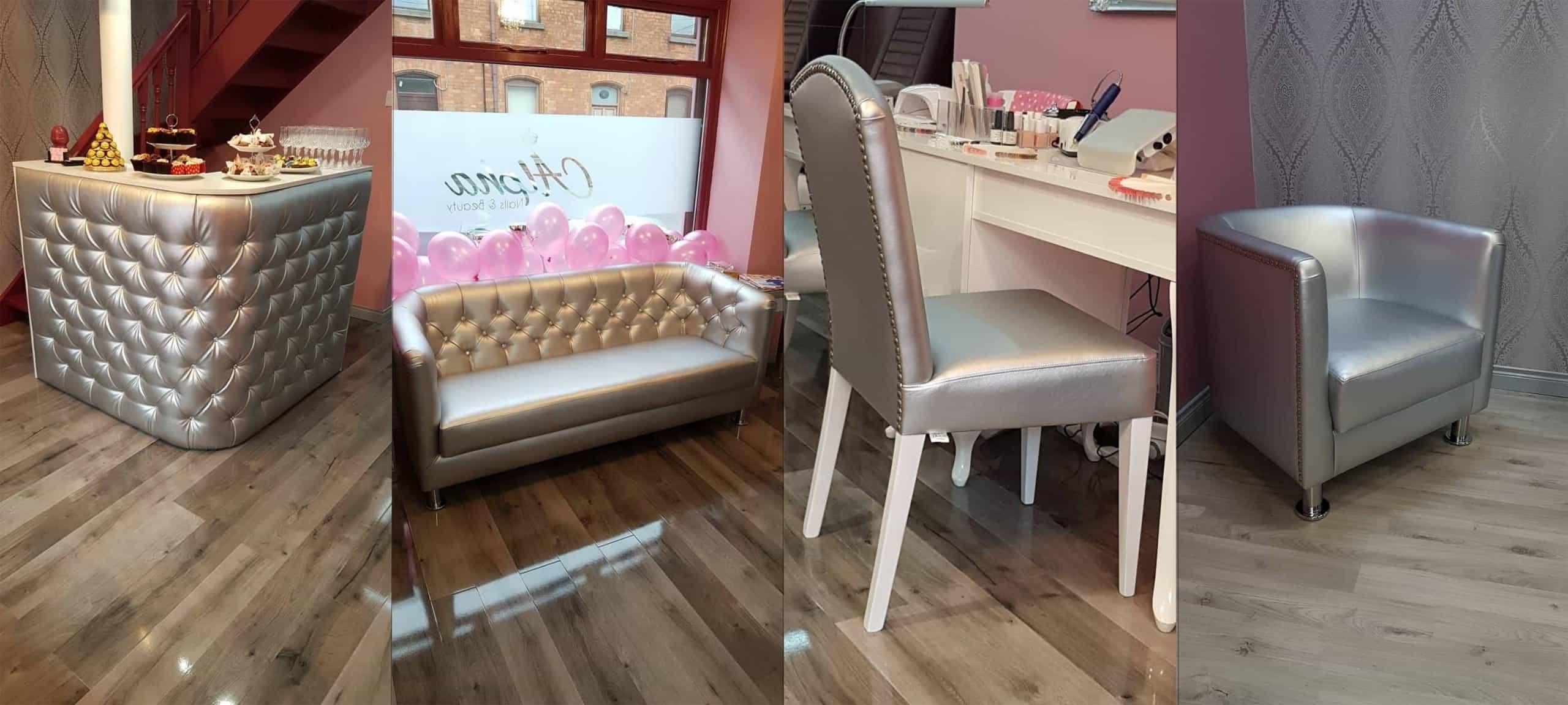 nail salon furniture suite