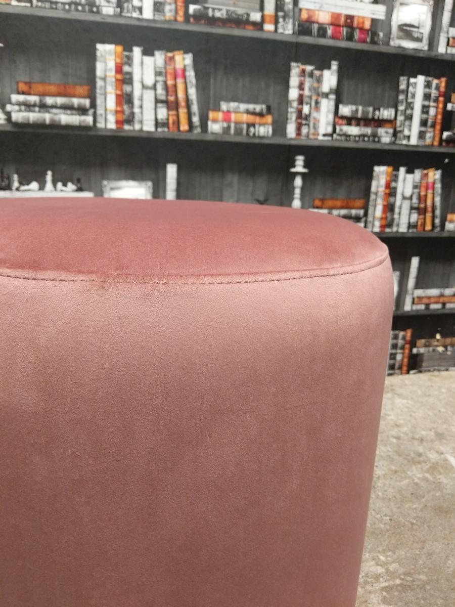 Berry footstool closeup