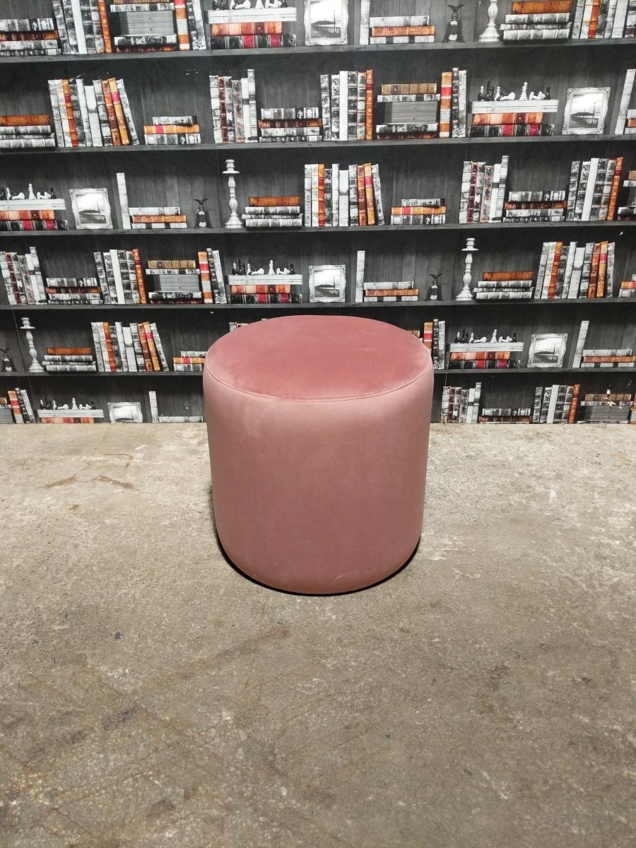 Berry footstool top