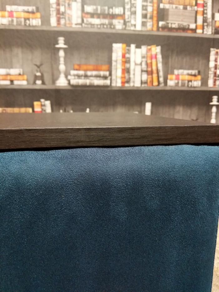 Fuji bedside stool close view