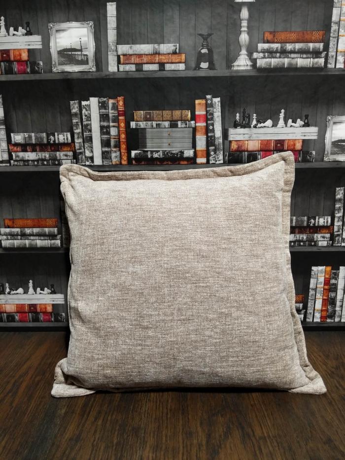 linen fabric cushion
