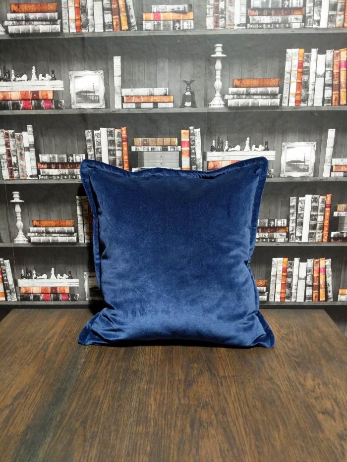 navy cushion