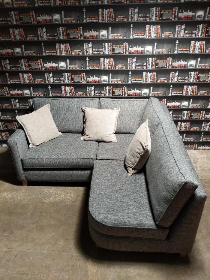 Logan Corner-Sofa Side View