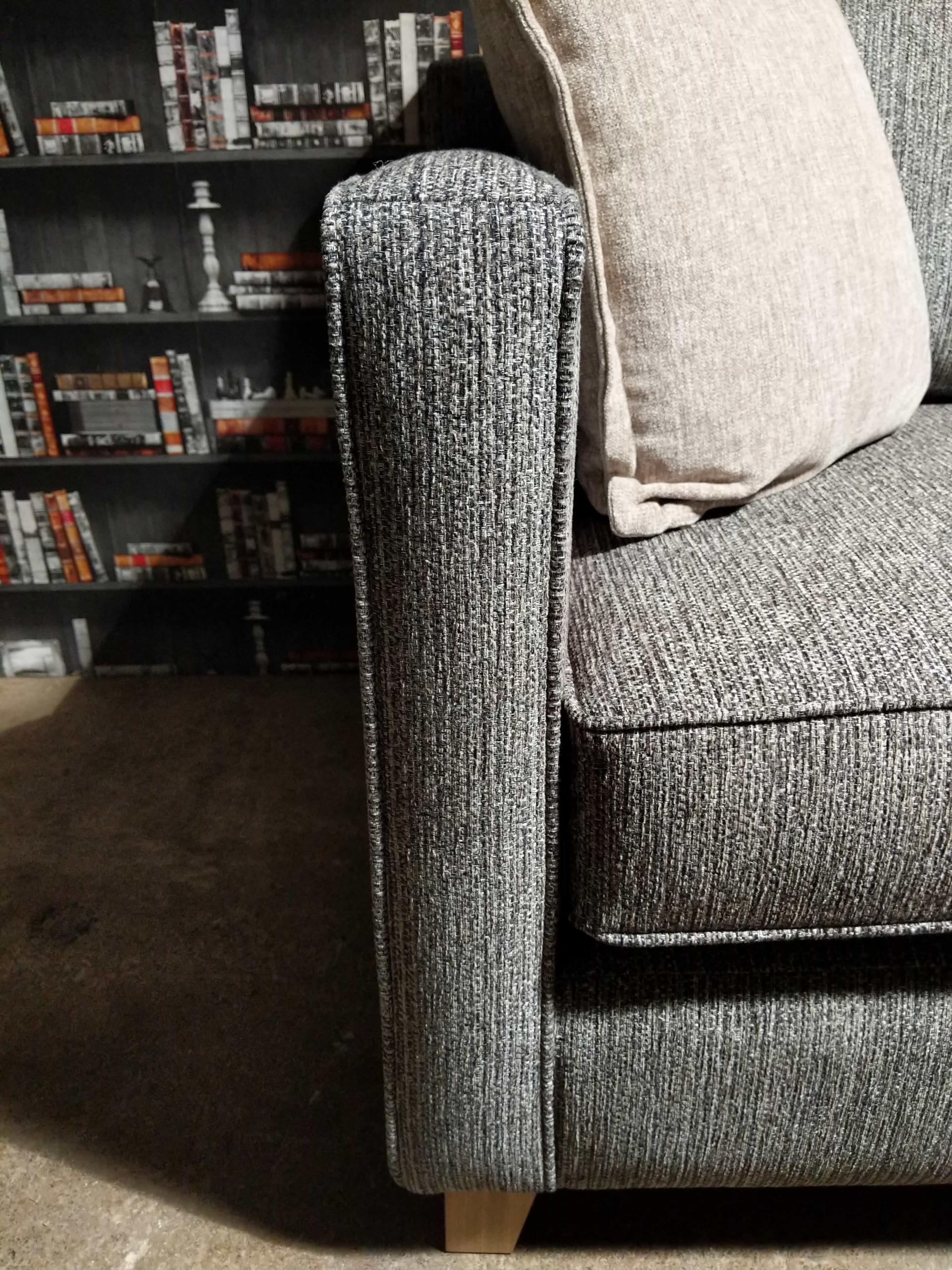 Logan Corner-Sofa arm view