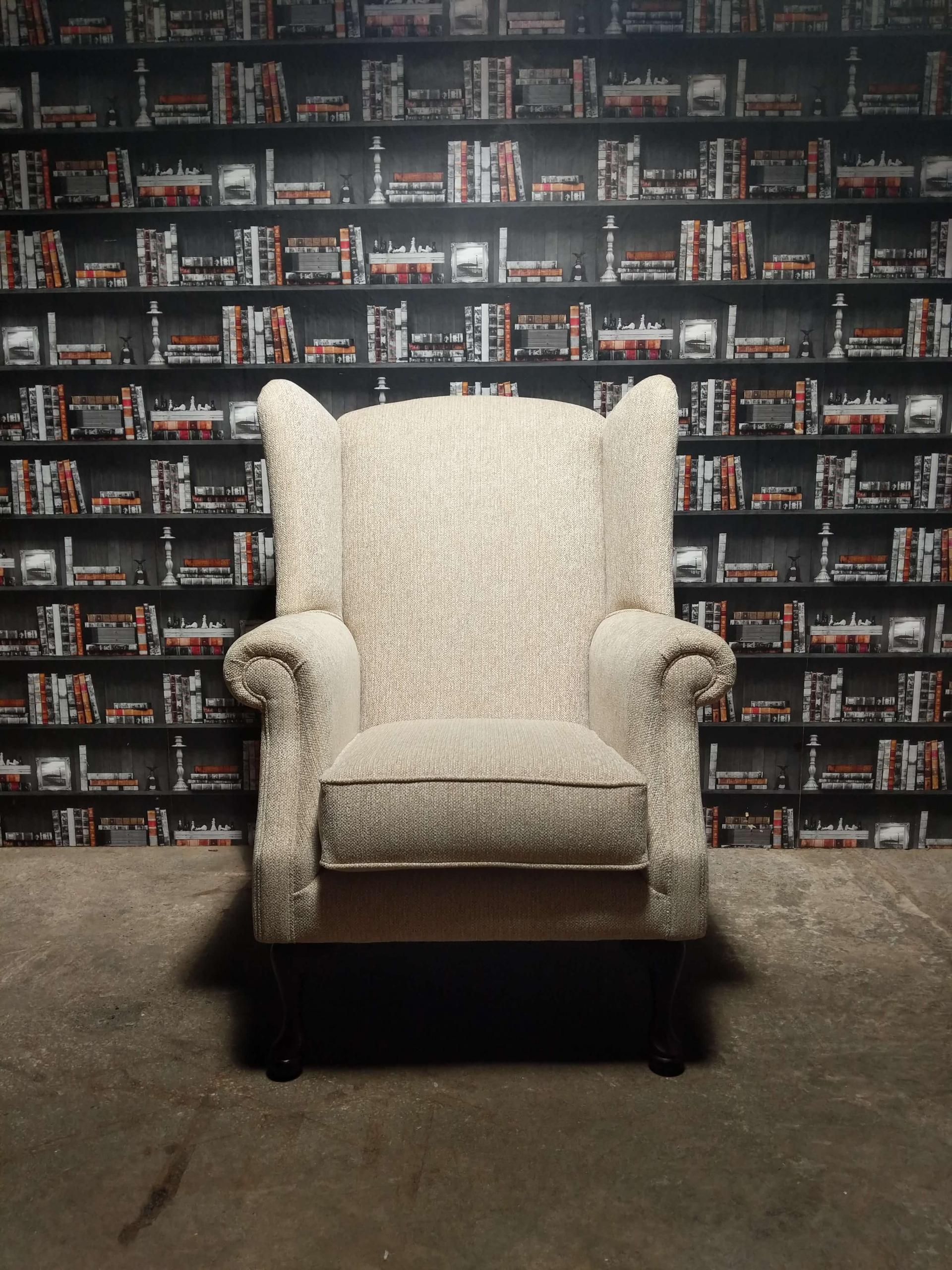 Queen Anne Chair Barley