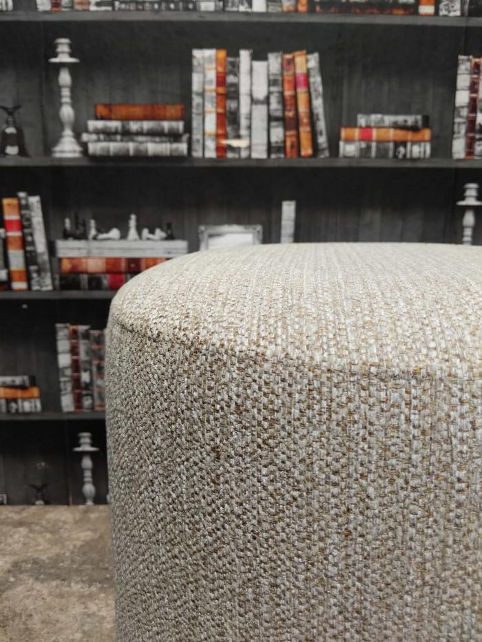 Barley footstool