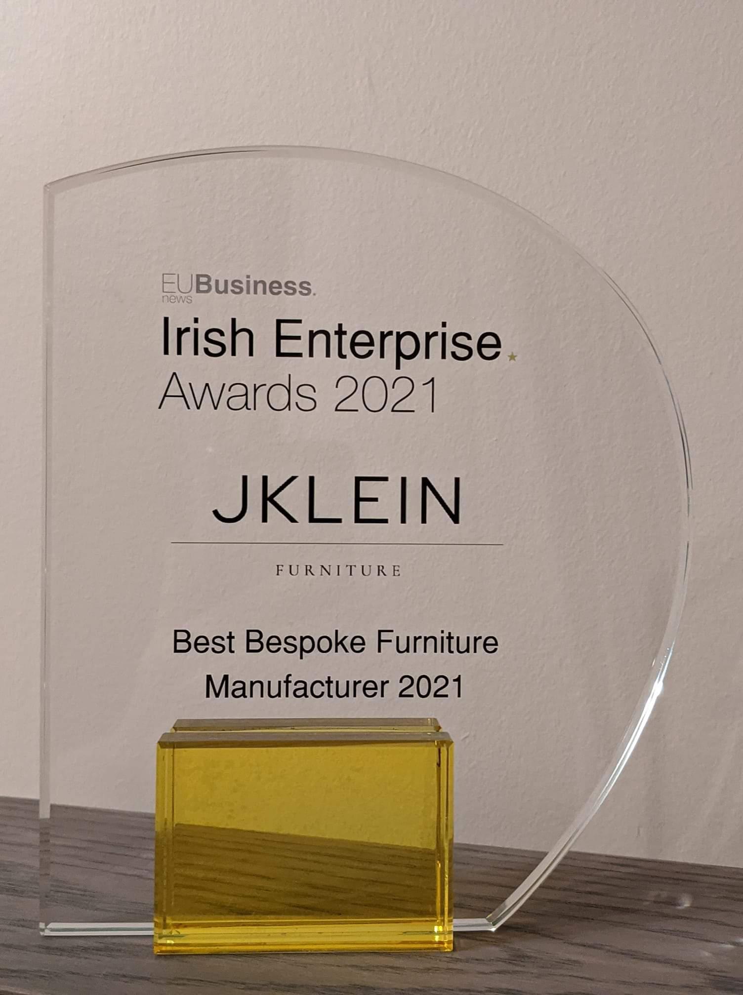 Best Bespoke Furniture Manufacturer Ireland